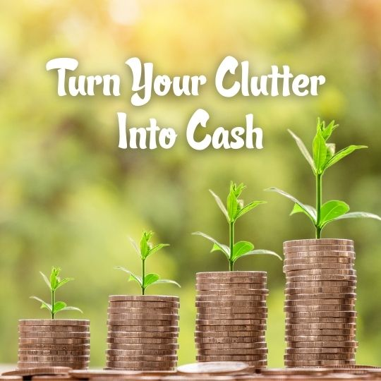 Episode 14 - Turn Your Clutter Into Cash