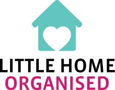 Little Home Organised Logo